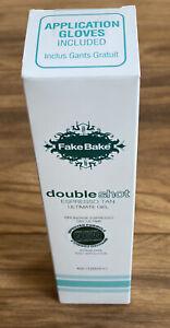 Fake Bake Double Shot Espresso Tan Ultimate Gel 120ml Streak Free