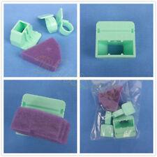 Dental Autoclavable Plastic Endo File Clean Finger Ring Ruler Standard holder