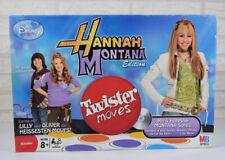 Twister Moves Hannah Montana • Das verrückte Spiel mit Verknotungsgefahr • MB