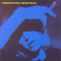 Marianne Faithfull Broken English (1979) [CD]