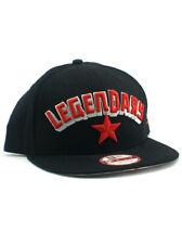 New Era Captain America 9fifty Snapback Hat Legendary Winter Soldier Black NWT