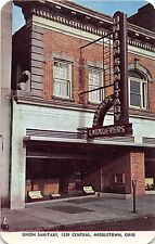 Union Sanitary Cleaners Store Ft Middletown Ohio Vintage Postcard P2761