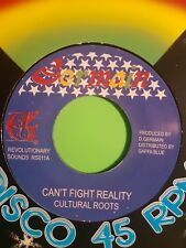 GERMAIN RECORDS CAN'T FIGHT REALITY  / DUB CULTURAL ROOTS