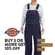 Denim Bib Overalls In Men S Jeans Ebay