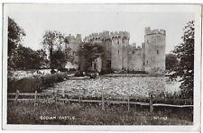 (0899) 1906 PHOTO P/C GB  BODIAM  CASTLE   RPPC