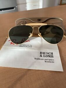 Vintage Ray Ban Outdoorsman Bausch& Lomb, USA!