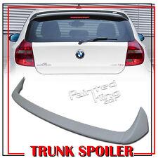 PAINTED BMW 1Er E81 E87 A-TYPE REAR ROOF TRUNK SPOILER 3DR 5DR Hatchback