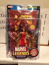"""Marvel Legends Super posable ELEKTRA Toy-Biz 6"""" Action Figure Series IV 2003"""