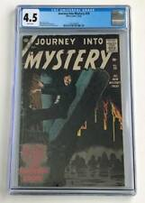 Journey Into Mystery #39 CGC 4.5 White Pages 1st Silver Age Issue Atlas Marvel