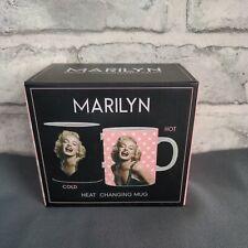 More details for marilyn monroe heat changing mug