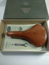 New Brooks B17 Leather Bicycle Classic Seat Saddle + Proofide Leather Dressing