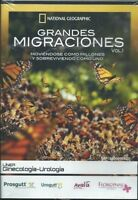 NATIONAL GEOGRAPHIC: GRANDES MIGRACIONES VOL.1 NEW