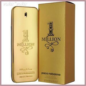 One 1 Million 100ml Eau De Toilette Mens Perfume by Paco Rabanne