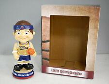 National Bobblehead Museum Mascot Basketball Uniform Bobblehead In Box