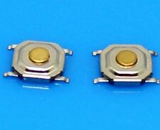 2x Switch Button Renault Laguna Espace Clio Megane Grand Scenic Smart Card Key