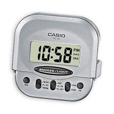 Reloj despertador digital casio PQ-30-8EF MINI Color gris