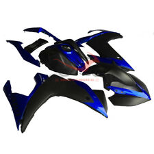 Blue & Black Fairing Kit For Yamaha YZF R3 R25 2015-2016 ABS Injection Molded 15