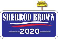 Sherrod Brown For President 2020 Decal Sticker #475