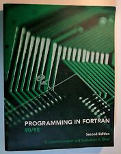 Programming in FORTRAN 90/95, 2nd ed., Lakshmivarahan, Dhall