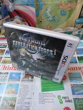 Nintendo 3DS:Metroid Federation Force [TOP & 1ERE EDITION] NEUF - Fr