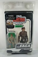 Star Wars The Saga Collection Luke Skywalker Bespin Fatigues New Sealed protecto