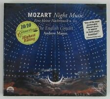 Mozart: Night Music - The English Concert / Andrew Manze (2003) CD