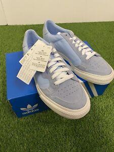 adidas continental vulc Blue EG6735 Unisex Size Uk 11