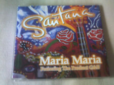 SANTANA - MARIA MARIA - UK CD SINGLE