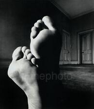 1950s BILL BRANDT Vintage Surreal Female Feet Woman Foot Photo Gravure Art 16X20