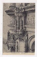 château d'azay-le-rideau , fragments décoratifs de niches ornantune fénêtre