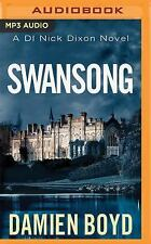 Swan Song by Robert McCammon (2016, MP3 CD, Unabridged)