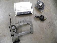 BMW E38 740i 740iL E39 540i OEM DME ECU + Key & Tumbler + Door/Trunk Lock