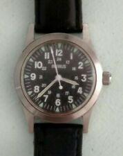 Vintage 90s Benrus Military Watch-Reissue of MIL-W-46374 Vietnam-era Timepiece