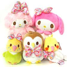 Sanrio My Melody & My Melody Friends Rare Plush Dolls So CUTE! Kawaii