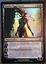 Vraska l'Inapparente PREMIUM / FOIL VO - Vraska the Unseen - Mtg Magic -