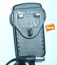 Ktec AC Adapter ksad1500100w1uk 15V 1A Spina UK