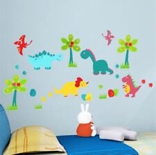 Dinosaur wall decal sticker boy girl baby nursery bedroom home decor