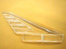 1951 51 FORD CAR HOOD ORNAMENT CLEAR PLASTIC INSERT NEW