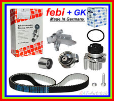 FEBI Zahnriemensatz+Dämpfer+Wasserpumpe GK Germany  AUDI FORD VW SEAT SKODA