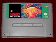 *FAST UK DELIVERY* PAL Ver. EARTHBOUND English For Super Nintendo SNES Mother 2