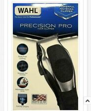 Wahl Precision Pro Deluxe Corded Professional Hair Clipper Kit Men's Grooming