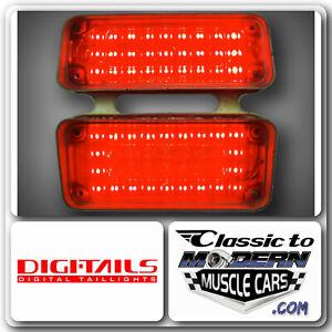 DIGI-TAILS LED Taillight Light Conversion Fits 1971 - 1972 Oldsmobile Cutlass