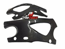 CARBON FRAME COVERS PROTECTORS YAMAHA YZF R6 2003-2004-2005 03-04-05