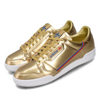 adidas Originals Continental 80 Gold White Men Casual Lifestyle Shoes FW5352