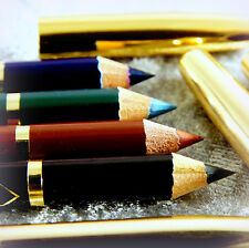 4er Set SC Kajalstift schwarz, braun, grün, blau - NEU