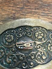 BELL HELICOPTER TEXTRON 40 YEAR SERVICE GOLD PIN With Diamonds