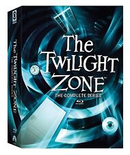 The Twilight Zone Complete Series (ALL 156 EPISODES)  NEW 24-DISC BLU-RAY SET