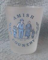 Amish Country Family Pennsylvania Ohio Souvenir Shot Glass
