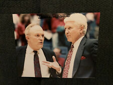 New listing Coach Dale Brown Signed 8x10 Photo Autographed Ncaa Basketball Lsu Tigers
