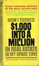 B001EULTGE How I Turned $1, 000 Into a Million in Real Estate in My Spare Time
